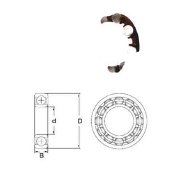 roulements P6905-SB ZEN