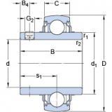 roulements YAR 204-012-2FW/VA228 SKF