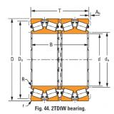 Bearing m267949d m267910Xd