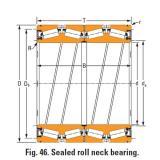 Bearing Bore seal 1272 O-ring