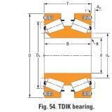Bearing lm975342dw lm975312